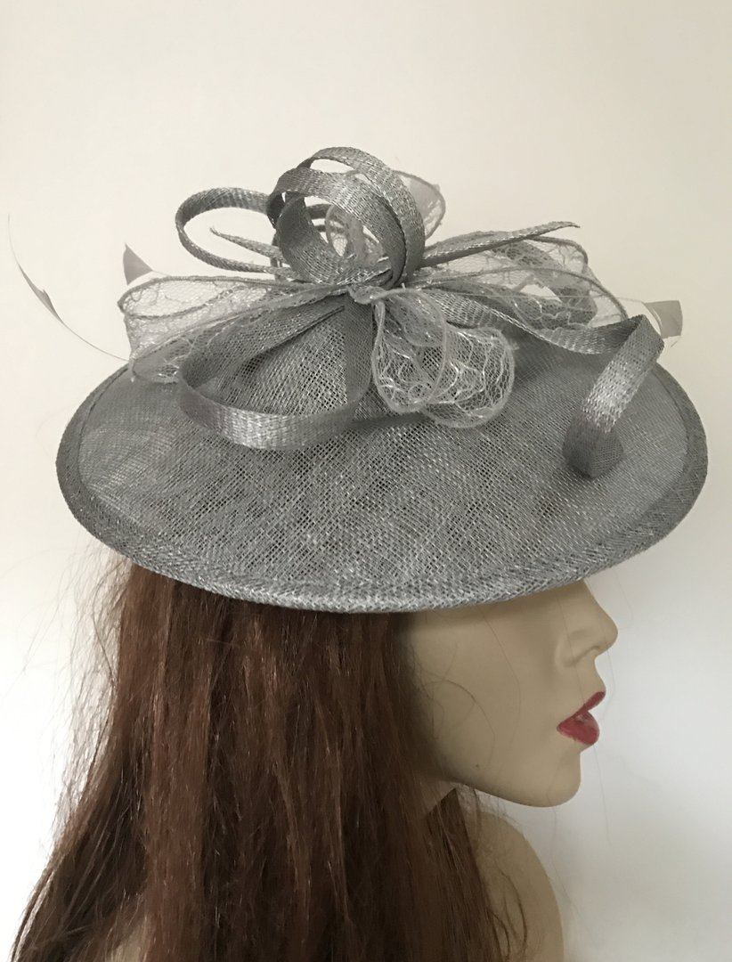 b785a465 Silver Hats And Fascinators Uk