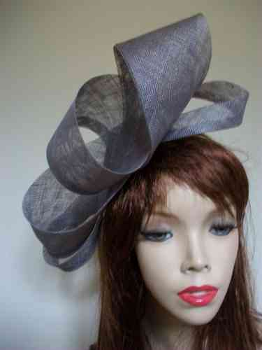 Grey Loop Fascinator