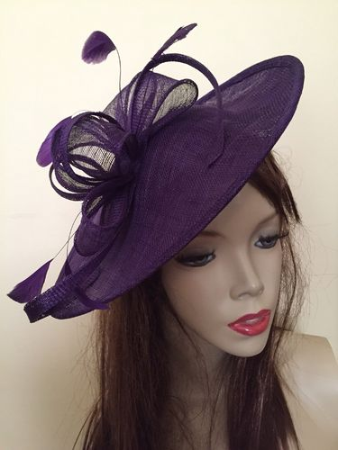 Dark Purple Saucer Hatinator